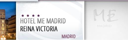 Hotel Me Reina Victoria Madrid Me Reina Victoria Hotel